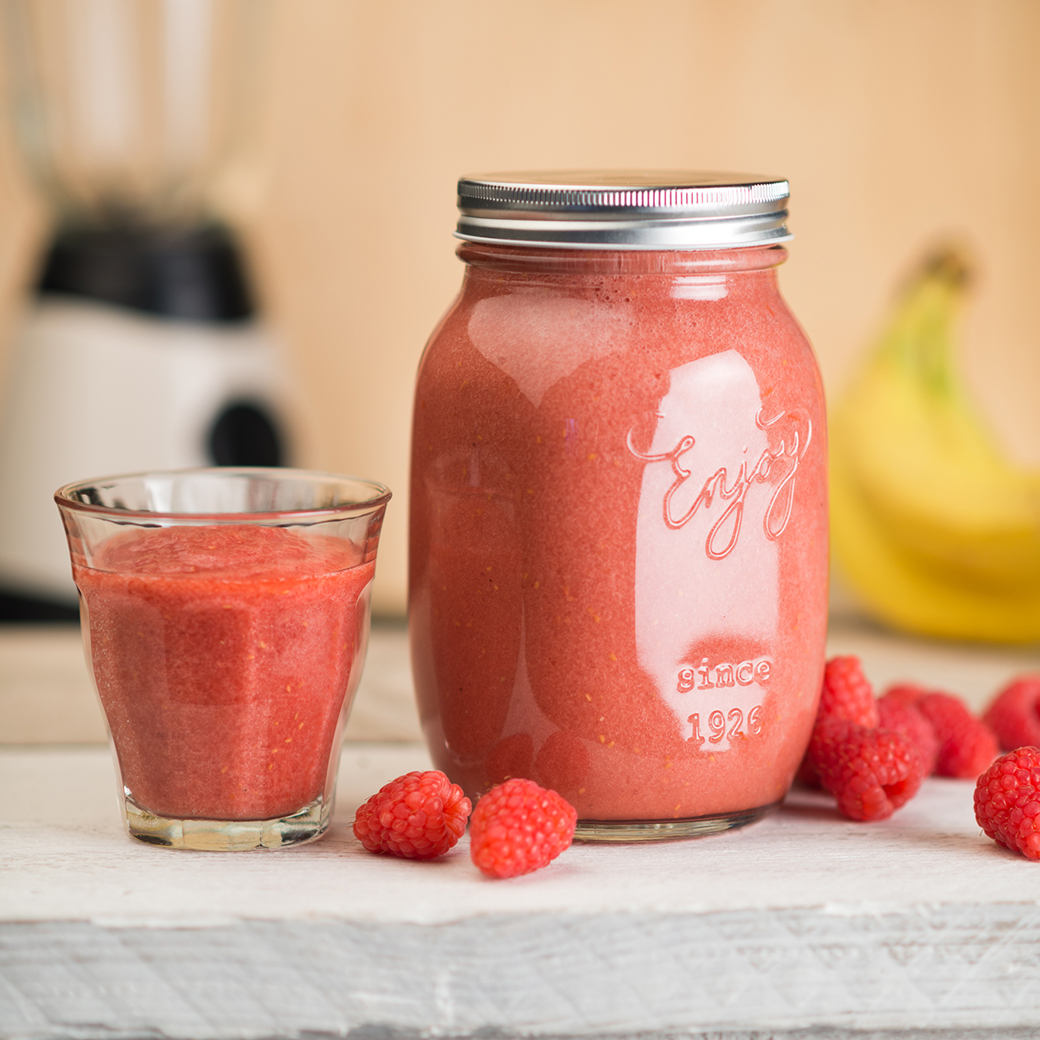 Smoothie Zuurkool Framboos